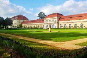 Jardines del Palacio de Charlottenburg