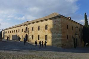 Seminario de San Felipe Neri en Baeza, actual sede de la Universidad Internacional de Andalucía