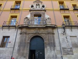 Seminario Mayor de San Fulgencio, edificios civiles de Murcia