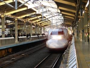 Shinkansen (tren bala) de Japón, cómo llegar a Kioto