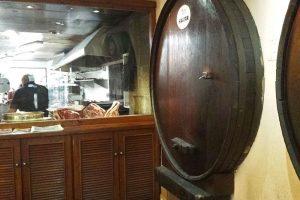 Sidrería de Bilbao, uno de los mejores lugares para degustar la gastronomía tradicional