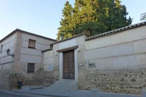 Sinagoga de Santa María la Blanca en Toledo, historia de Toledo