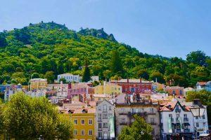 Casco histórico de Sintra, una de las villas con más encanto de Portugal