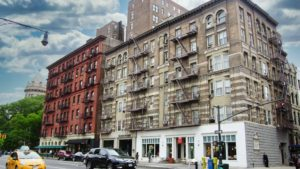 Arquitectura Cast-Iron en el Soho de Manhattan