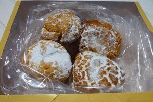Soplillos, uno de los dulces típicos de Pedraza