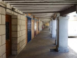 Soportales de la Plaza Mayor de Yepes, turismo en Yepes