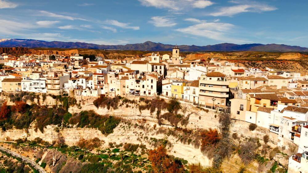 Sorbas, uno de los pueblos más bonitos de Almería
