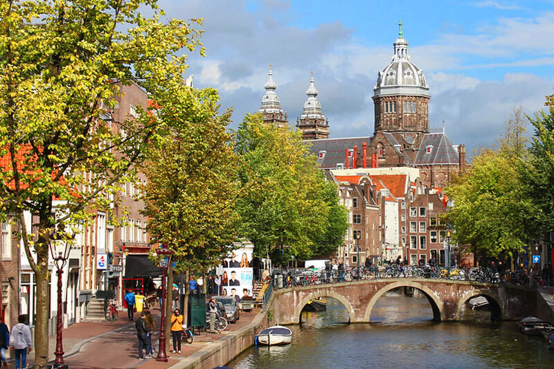Iglesias de Ámsterdam