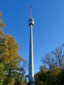 Torre de Televisión de Stuttgart