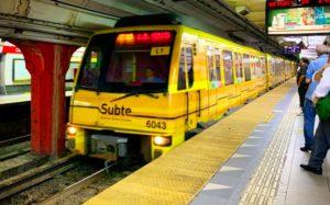 Subte (metro) de Buenos Aires
