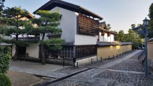 Sub templo del Daitokuji en Kioto