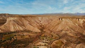 Badlans del Desierto de Tabernas