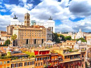 Tabulario, lugar donde se guardaba la documentación oficial de la Antigua Roma
