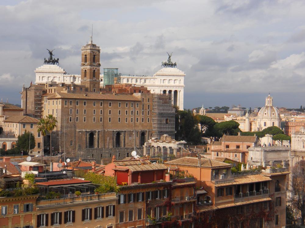 Sitios de interés de Roma