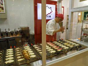 Taiyaki, uno de los dulces típicos japoneses