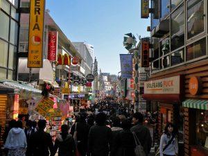 Takeshita Street, la calle comercial más pintoresca de Harajuku