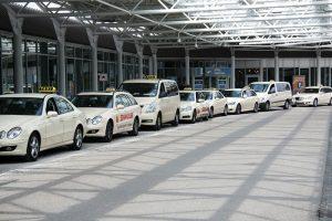Taxi, uno de los medios de transporte para moverse por Múnich