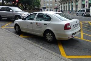 Taxi de Santiago de Compostela, cómo llegar a Santiago de Compostela
