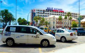 Taxi, el medio más caro de moverse por Alicante