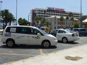 Taxi de Alicante, cómo moverse por Alicante