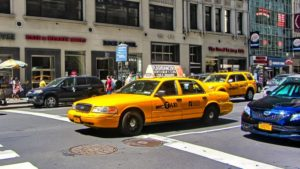 Taxi, la forma más cómoda de moverse por Nueva York