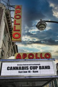 Teatro Apollo en Harlem