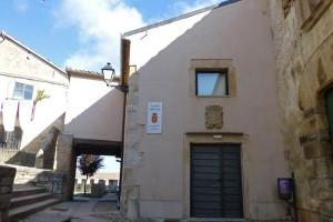 Teatro Bretón en Sepúlveda, el más antiguo de la provincia de Segovia