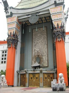 Teatro Chino Grauman en Hollywood
