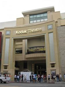 Teatro Kodak, hoy Dolby Theater en Hollywood