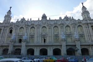 Gran Teatro de La Habana, uno de los edificios más bellos del casco histórico