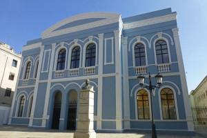 Teatro Ramos Carrión, uno de los ejemplos del modernismo de Zamora