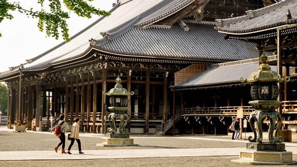 Salón del Fundador (Goei-do) del Templo Nishi Honganji