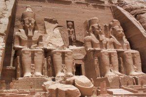 Templo de Ramsés II en Abu Simbel