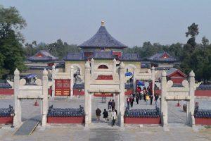 Templo de la Tierra, uno de los más famosos templos de Pekín