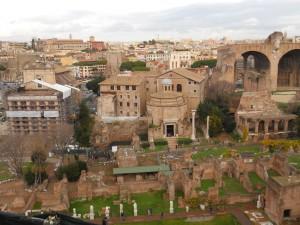 Foro Romano, centro de la vida pública durante el Imperio. Qué ver y hacer en Roma