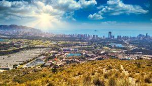 Terra Mítica en Benidorm, una de las atracciones más visitadas de Alicante