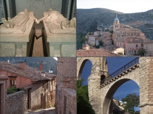 Todo lo que hay que ver y hacer en la provincia de Teruel, ciudades, pueblos y espacios naturales.