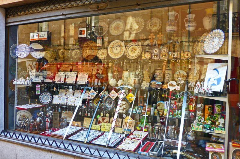 Qué comprar en Salamanca, productos típicos, recuerdos y souvenirs