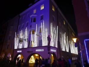 Tienda de Swarovski, uno de los productos más típicos que se pueden comprar en Innsbruck