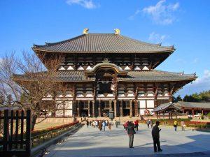 Templo Todaiji en Nara