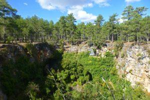 Monumento Natural de las Torcas de Palancares y Tierra Muerta