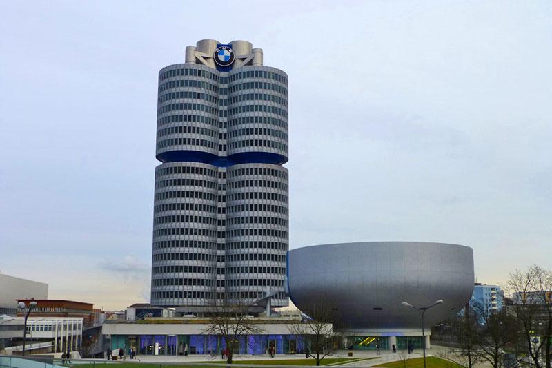 Torre y Museo BMW, BMW Welt