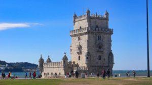 Torre de Belém, uno de los monumentos más visitados de Lisboa
