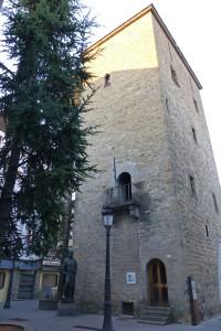 Torre del Reloj o Torre de la Cárcel de Jaca