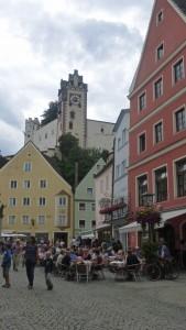 Castillo Alto de Füssen (Hohes Schloss)