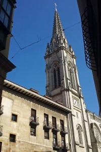 Torre de la Catedral de Bilbao, Edificios religiosos de Bilbao