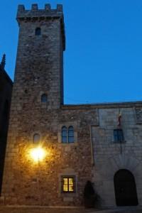 Torre de las Cigüeñas, la más alta de Cáceres