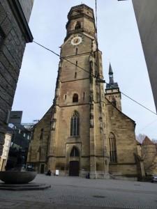 Torre de la Colegiata Stiftskirche