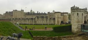 Torre del Londres, uno de los monumentos más visitados de la ciudad