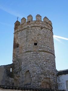 Torre Norte de la Muralla de Yepes